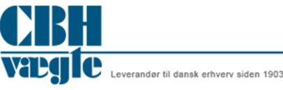 CBH Vægte ApS logo