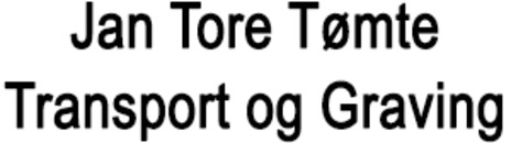 Jan Tore Tømte Transport og Graving AS logo