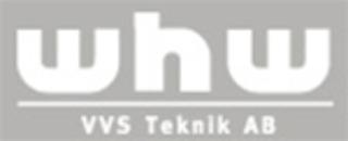 WHW VVS Teknik AB logo