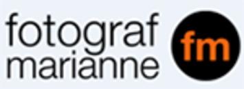 Fotograf Marianne AB logo