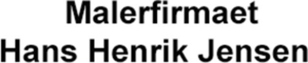 Malerfirmaet Hans Henrik Jensen logo