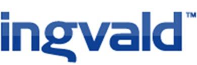 Ingvald Christensen A/S, Maskinfabrik logo