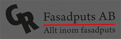 GR Fasadputs AB logo