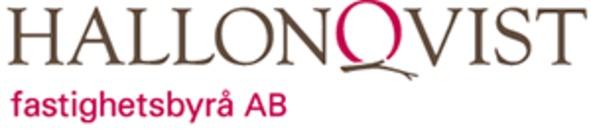 Hallonqvist fastighetsbyrå AB logo