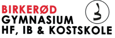 Birkerød Gymnasium, HF, IB & Kostskole logo
