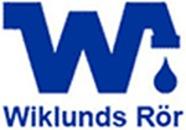 Wiklunds Rör AB logo