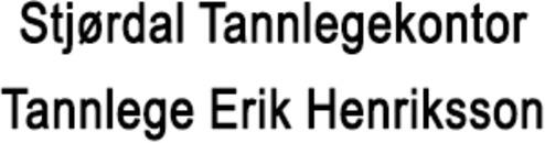 Stjørdal Tannlegekontor Tannlege Erik Henriksson logo