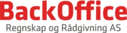 Backoffice Regnskap og Rådgivning AS logo