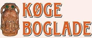 Køge Boglade logo