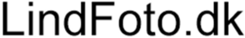 LindFoto.dk logo