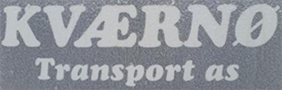 Kværnø Transport AS logo