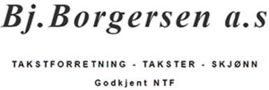 Borgersen Bj Takstforretning logo