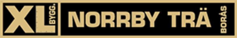 XL-BYGG Norrby Trä logo