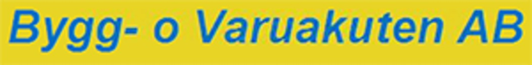 Bygg & Varuakuten AB logo