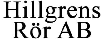 Hillgrens Rör AB logo