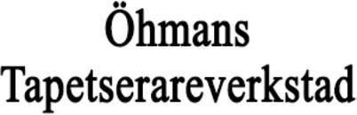 Öhmans Tapetserareverkstad logo