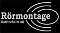 Rörmontage i Katrineholm AB logo