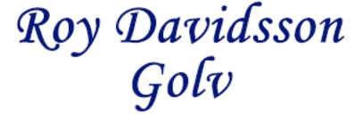 Roy Davidsson Golv i Borås KB logo
