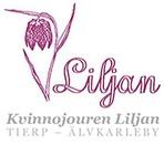Kvinnojouren Liljan logo