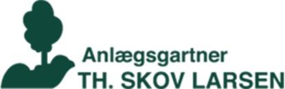 Anlægsgartner Th. Skov Larsen ApS logo