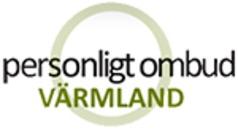 Personligt Ombud för personer med psykisk funktionsnedsättning i Värmland logo