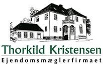 Ejendomsmæglerfirmaet Thorkild Kristensen logo