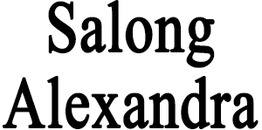 Salong Alexandra logo