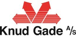 Knud Gade A/S logo