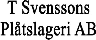 Svenssons Plåtslageri AB, T logo