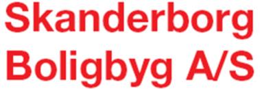 Skanderborg Boligbyg A/S logo