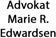 Advokat Marie R Edwardsen logo