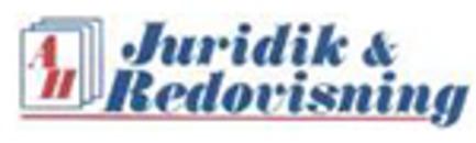 A H Juridik & Redovisning logo