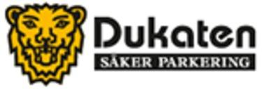Dukaten Parkering logo