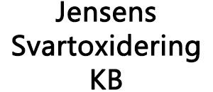 Jensens Svartoxidering KB logo