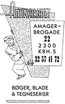 Antikvariatet logo