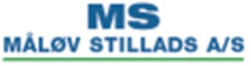 Måløv Stillads A/S logo