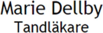 Tandläkare Marie Dellby, Dentakurant AB logo