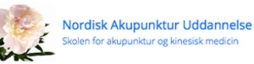 Nordisk Akupunktur Uddannelse logo