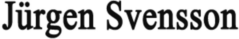 Naprapat Jürgen Svensson logo