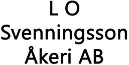 L O Svenningsson Åkeri AB logo