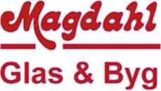 Magdahl Glas og Byg ApS logo