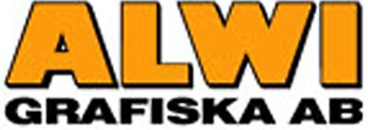 ALWI Grafiska AB logo