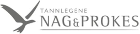 Tannlegene Nag & Prokes logo