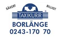 Borlänge Taxi Kurir logo