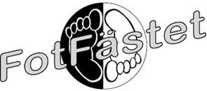 Fotfästet logo