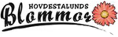 Hovdestalund Blommor logo
