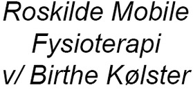 Roskilde Mobile Fysioterapi v/ Birthe Kølster logo