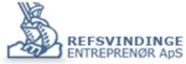 Refsvindinge Entreprenør ApS logo