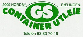 GS Containerutleie AS logo