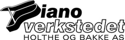 Pianoverkstedet Holthe og Bakke AS logo